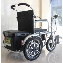 2015 Nuevos productos Scooter eléctrico conveniente de la rueda de cuatro ruedas (FP-EMS04)