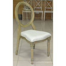 French style stackable remove cushion louis chair country furniture saled XYN81
