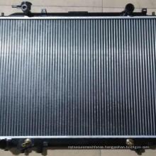 32mm Automatic aluminum car radiator for B2500