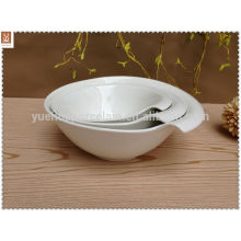 ceramic manufactures of dishes to restaurant