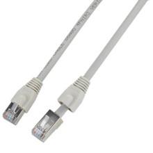 Cat6a-Ethernet-Kabel Abgeschnalltes, abgeschirmtes LAN-Netzwerkkabel