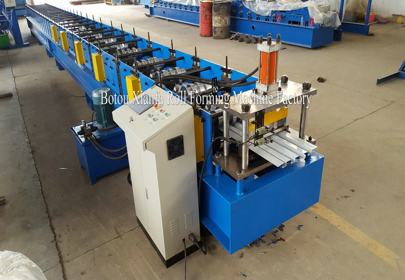 wall sheet machine