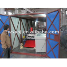 siding panel roll forming machine for tapered roof