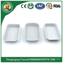 Silver Color Best Selling Aluminum Disposable Fast Food Container