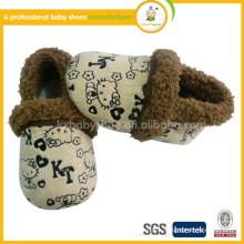 Зимняя мягкая детская обувь 2015 оптовая продажа hello kitty Детская зимняя обувь