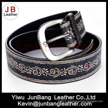 Hot Selling Fashion Ladies PU Gravou Belt