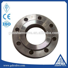 ISO carbon steel raised face flange with oil paint