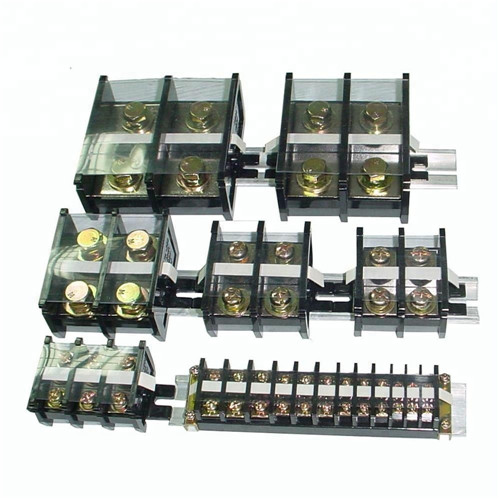 Custom Assembly Din Rail Block