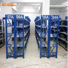 Prateleira de metal para armazenamento médio industrial 200 wx 60 dx 200 h