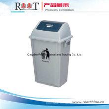 Lata do balde do lixo do HDPE 120L / molde do caixote de lixo