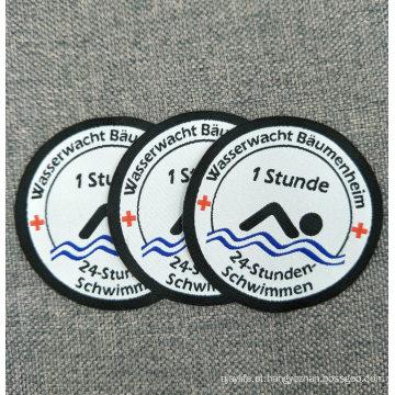 Etiqueta projetada do vestuário do projeto feito sob encomenda