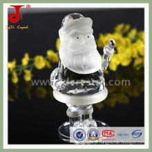 Pingente de cristal papai noel (jd-cg-100)