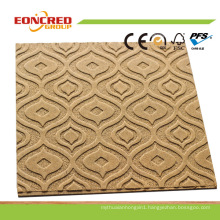 Decorative Hardboard Panels 4X8/ 2mm Hardboard Sheet