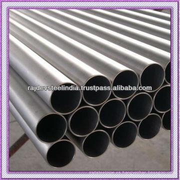 Tubo de acero inoxidable sin costura AISI 202 de alta calidad