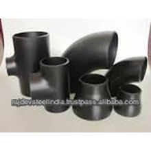 Accesorios de tuberías de acero al carbono dimensiones