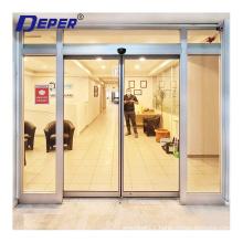DEPER 200L commercial glass sliding door opener automatic sliding door sensor