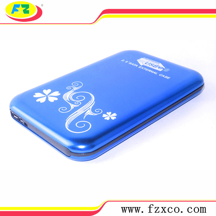 Fashion-USB-30-External-Enclosure-Cover-Case-for