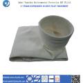 Bolsa de filtro de colector de polvo compuesto de PPS y PTFE para la industria metalúrgica