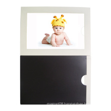 2016 Popular Baby Cute Series Colorful Magnetic Photo Frame