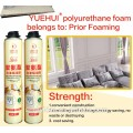 High density good quality construction polyurethane pu foam