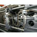 HDX538 injection molding machine plastic bucket making machine