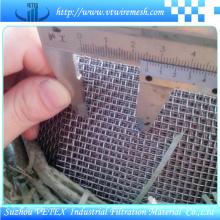Maille de wrave d'acier inoxydable avec le rapport de GV