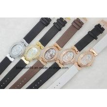 2017 New Fashion Lady Bracelet Relógios Sexy Women Relógio de pulso com diamante