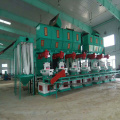 Линия по производству пеллет из соломы из биомассы