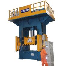 800 Tonnen H Rahmen Hydraulische Presse für Kfz-Teile 800t H Typ SMC Bleche und Formen Hydraulische Presse Maschine