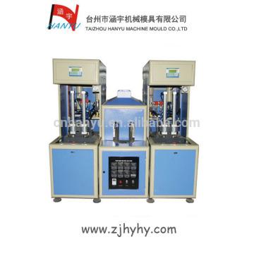 Máquina de soplado de dos cavidades semi automática