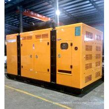 50Hz 550kVA 500kVA 400kw Lower Noise Deutz Diesel Silent Generator Set