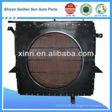 Радиатор строительной машины для машины более 100 тонн