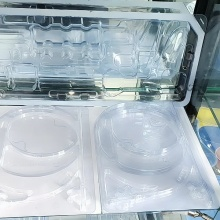 hardware packaging delicate plastic square blister tray