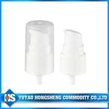 Hy-Fb05 Plastic 20mm Hot Sale Cream Pump con función a prueba de niños