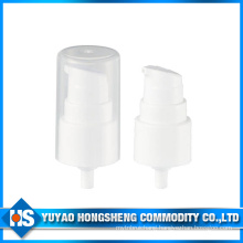 Hy-Fb05 Plastic 20mm Hot Sale Cream Pump with Child-Proof Feature