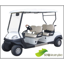 48V 4 Seat Electric Golf Car 418gdb