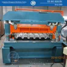 Machine de formage de rouleau à plancher de plancher