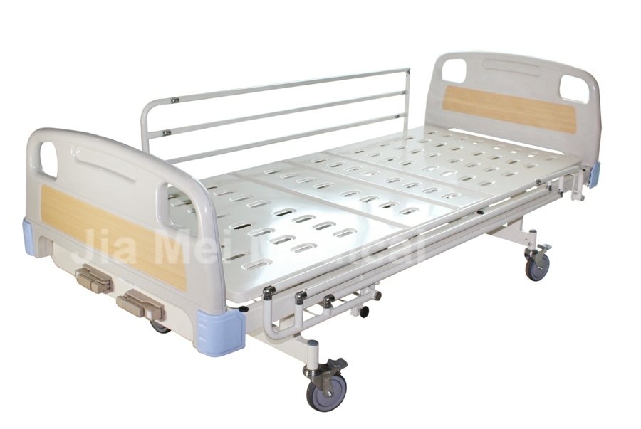 two cranks medical bed