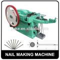 Máquina para fabricação de pregos de arame comum