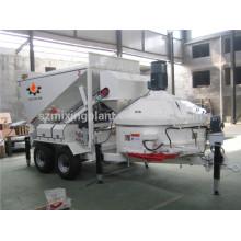 MB1200 Mobile Mini Concrete Mixing Plant, Concrete Batching Equipment