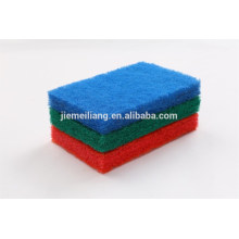 JML Red Washing Scouring Pads/Heavy-duty Green Scouring Pads