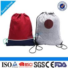 Bolsas de cordón de algodón personalizadas