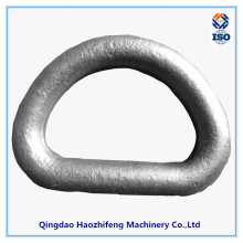 Anillo D de acero de alta calidad forjado de las cerraduras