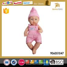 Lovely 12 inch vinyl baby doll para la venta