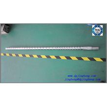 Tornillo de extrusión simple D40 con certificado TUV