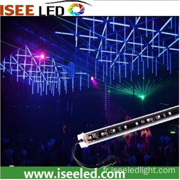 Neige DMX verticale LED 3d tube DC12V