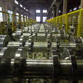 Universal Joint floor deck roll membentuk mesin