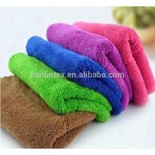 Mejor precio Microfibra toalla de lana de coral