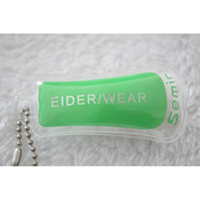 Printed Inflatable PVC Hang Tag for Eider Down Wear Label