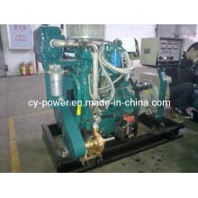12-90kw Marine Generator, Nanchang Diesel Engine with Stamford Alternator